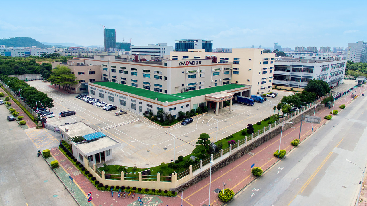 Porcellana Shenzhen ZhaoWei Machinery & Electronics Co. Ltd.