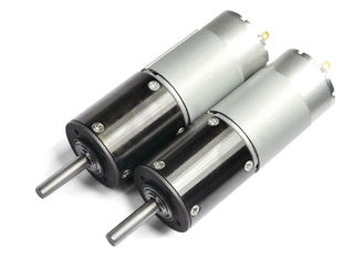 Automobile Tail Gate Reduction DC Motor Gearbox 12V Low Speed